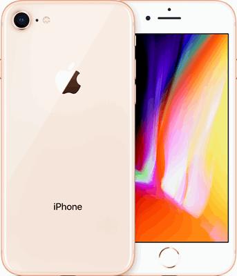 iPhone goud